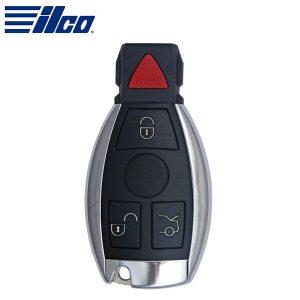ILCO Look-Alike™ 1996-2015 Mercedes Benz / 4-Button POD Key / IYZ-3312