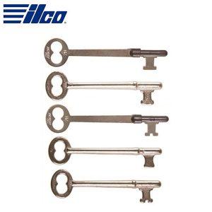 ILCO - Skeleton Key Assortment / 35 Keys (2SKA)
