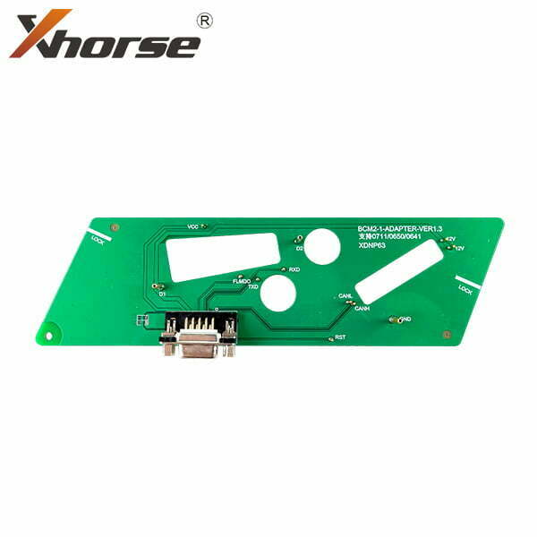 Xhorse - 2013 - 2019 Audi VW BCM2 All Keys Lost Adapters / Solder-Free Full Adapter Set For Mini PROG & Key Tool PLUS Tablet [PRE-ORDER]
