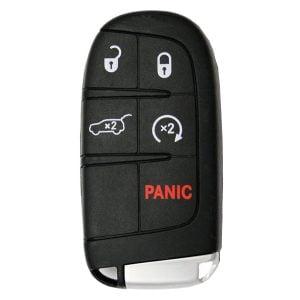 2017-2021 Jeep Compass / 5-Button Smart Key / PN: 68250343AB / M3N-40821302