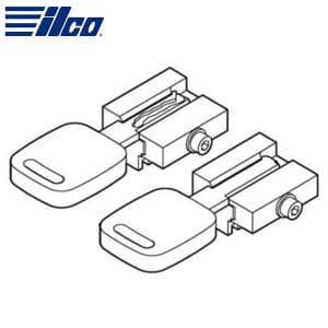ILCO Key Gripping Adapter Set for VW / Audi / Porsche / D711803ZB (BJ0285XXXX)