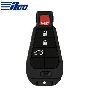 ILCO Look-Alike™ 2008-2012 Chrysler / 3-Button Fobik Key / M3N5WY783X (POD-LAL-4B1)