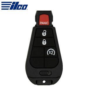 ILCO Look-Alike™ 2008-2019 Chrysler / 4-Button Fobik Key / M3N5WY783X (POD-LAL-4B2)