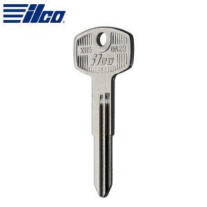 (Pack of 10) 1979-1983 Nissan Datsun Metal Key Blank / DA23 / X115