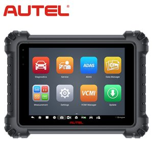 Autel - MaxiSYS MS919 / OBD2 Bi-Directional Dual Wi-Fi Diagnostic Scanner And VCMI