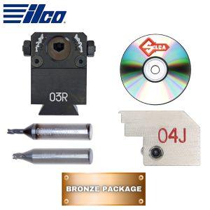 ILCO- Bronze Advantage Accessories & Software Package For Futura Machines / D751801ZB (BJ1292XXXX)