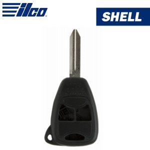 ILCO - Chrysler 3-Button Remote Head Key Shell / CHRY-3B1