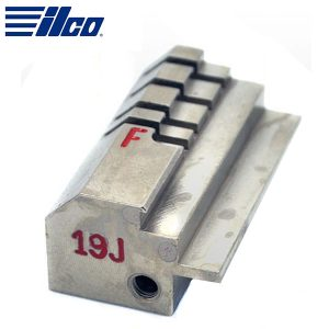 ILCO - Futura 19J Jaw Adapter for Audi / Volkswagen / Ford / D744023ZB (BJ0976XXXX)