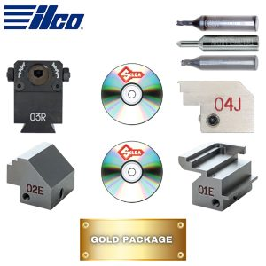 ILCO- Gold Advantage Accessories & Software Package For Futura Machines / D751803ZB (BJ1290XXXX)