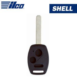 ILCO – Honda 3-Button Remote Head Key Shell / HON-3B