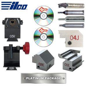 ILCO- Platinum Advantage Accessories & Software Package For Futura Machines / D751044ZB