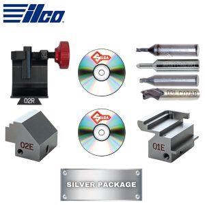 ILCO- Silver Advantage Accessories & Software Package For Futura Machines / D751802ZB (BJ1291XXXX)