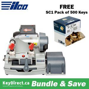 ILCO Virtual Van Sale - BUY Speed 040 Automatic GET FREE 500 SC1 Keys